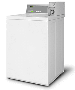 top load coin washer