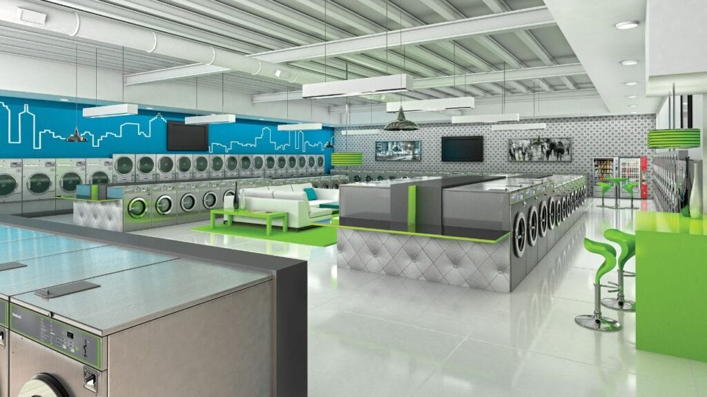 Huebsch washers and dryers