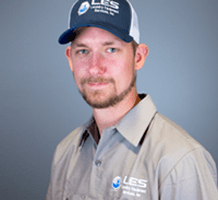 brad rich service tech at laundry equipment services