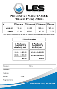 Preventive Maintenance Plans And Pricing