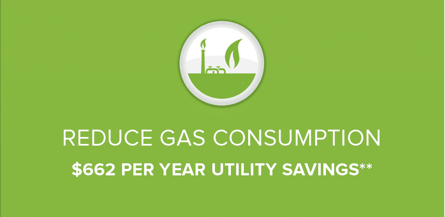 OPL Laundry Equipment Updates Reduce Gas Consumption $662. Per Year Utility Savings