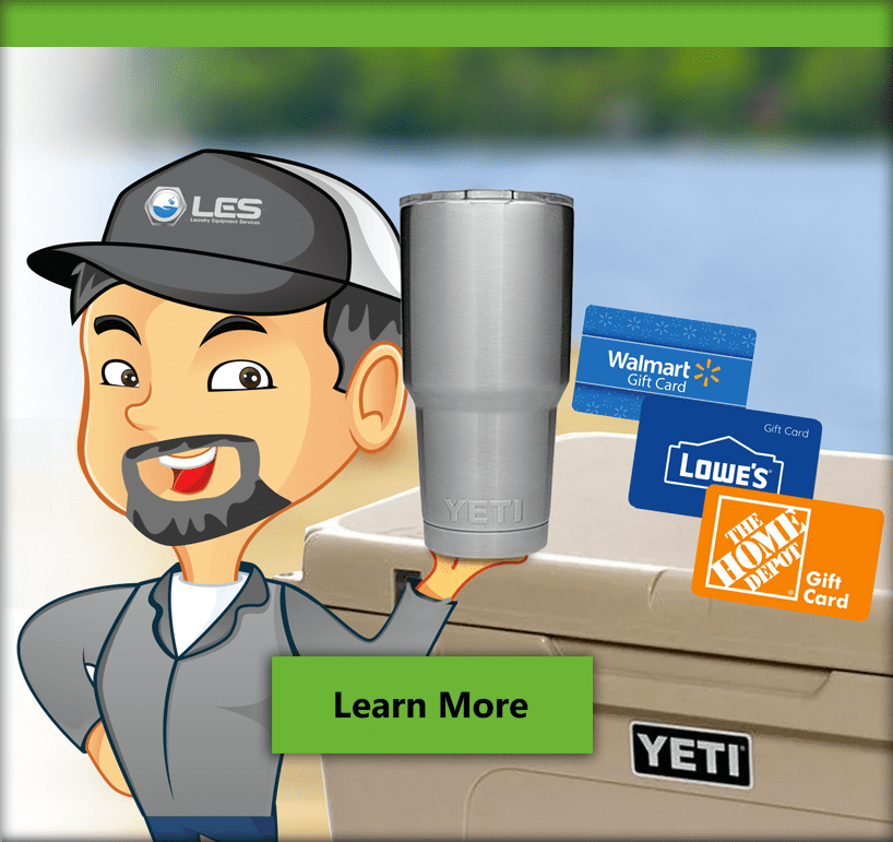 Check out our part rewards program to get free stuff. Yeti, Home Depot, Lowes, Walmart Gift Cards and more.