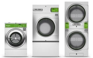 View all commercial laundry equipment