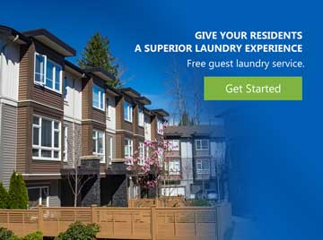 Free Guest Laundry Multi-Housing Laundry Equipment