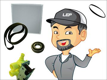 Commercial Laundry Equipment Parts